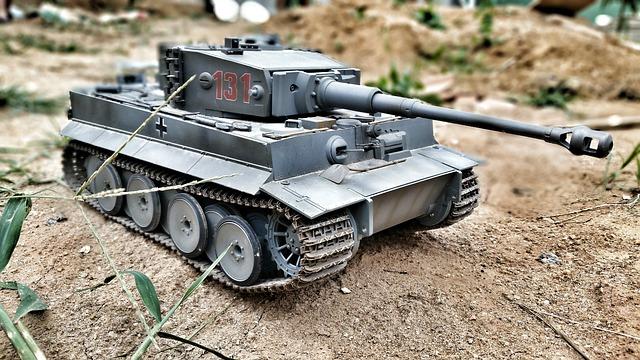 Elektro-Panzer